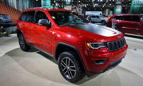 jeep new model 2017 2016 new york auto show suvs u0026 trucks autonxt