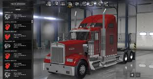 peterbilt and kenworth engine and sound pack for kenworth w900 mod american truck
