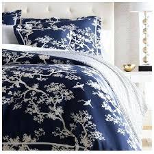 navy blue star duvet cover and white set eurofest co amazing