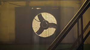 design ventilator industrial sized ventilator fans in an underground building to