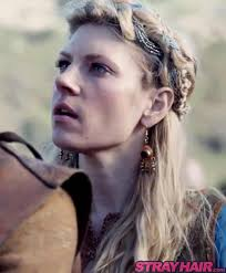 lagertha hair styles awesome new vikings hairstyles coming in season 4 strayhair