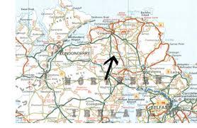 Northern Ireland Map Map Of Northern Ireland