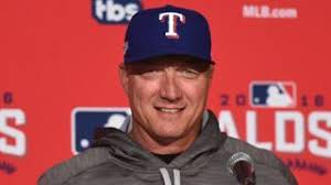 Joe Banister Jeff Banister Days Off Not Affecting Rangers Mlb Com