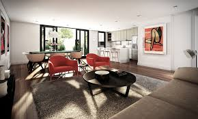 apartment cool white interior of contemporary apartment feat