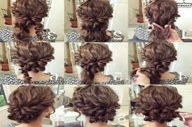 updos for curly hair i can do myself 3 prom or wedding hairstyles you can do yourself youtube do it