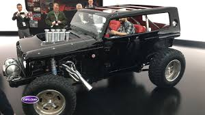 jeep wrangler buggy jeep goes back to the future for easter safari concepts news