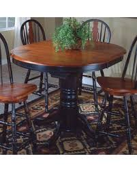 counter height dining table butterfly leaf spectacular deal on sunset trading oval cafe counter height dining