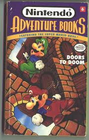 nintendo adventure book 6 doors doom