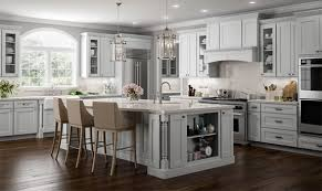 gray kitchen cabinets with white crown molding new gray kitchen cabinets walcraft cabinetry