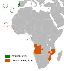 Portugal On The World Map by Assimilado Wikipedia