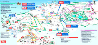 A Map Of New York City by New York City Sightseeing Map Beauteous Tour Map Of New York City