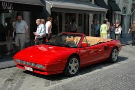 1984 ferrari mondial information and photos momentcar