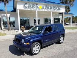 commander jeep 2016 used 2016 jeep patriot latitude in wilmington shallotte myrtle