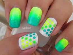 ombre nail design tumblr 25 polka dot nail designs tumblr nails pix