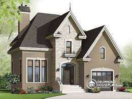european style house plans house plan w3413 v2 detail from drummondhouseplans com