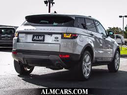 land rover suv 2016 2016 used land rover range rover evoque 5dr hatchback se premium