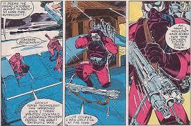 gi joe yearbook joebattlelines review of comic pack 101 lt gorky dragonsky