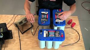 installing 24v and 36v battery system for trolling motor youtube