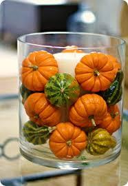 Fruit Vase Filler Mini Pumpkins Three Ways Fall Linky Vase Filler Halloween