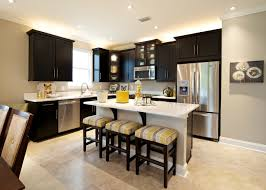 we love how this kitchen island doubles as a breakfast bar snowberry model the preserve oakville newhome kitchens mattamy mattamy gta pinterest b