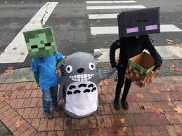 Minecraft Halloween Costume Minecraft Halloween Costumes