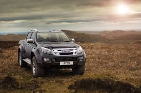isuzu isuzu teams up with arctic trucks for ultimate d max autoevolution