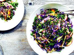 nordic quinoa salad recipe by rachael pack
