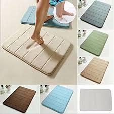 badezimmer teppiche simwood trade neue absorbent memory foam badematten anti rutsch