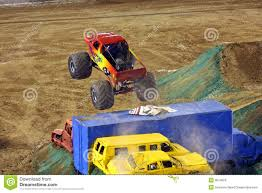 monster truck jam san diego monster truck tropical thunder editorial stock image image 9614024