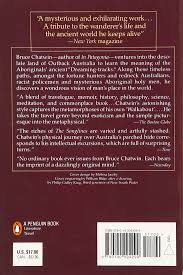 the songlines bruce chatwin 9780140094299 amazon com books