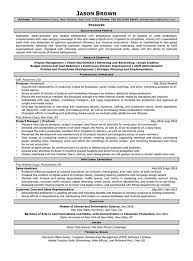 Production Resume Examples by Media Resume Examples Resume Professional Writers