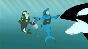 goblin shark wild kratts videos pbs kids