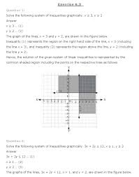 ncert solutions for class 11th maths chapter 6 u2013 linear