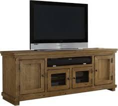 Progressive Willow Bedroom Set Progressive Willow Pine 74 Inch Tv Console Homemakers Furniture