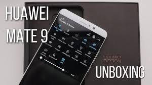 porsche design mate 9 huawei mate 9 unboxing youtube