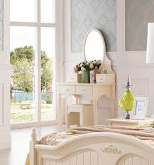 white bedroom dressing table white bedroom ideas with classic dressing table design using oval