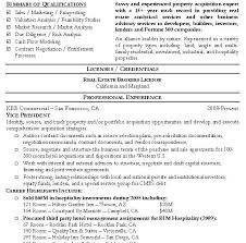 Sample Real Estate Resume by Absolutely Ideas Real Estate Resume Sample 4 Real Estate Agent