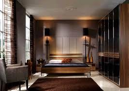 couleur de chambre moderne design interieur couleur chambre moderne tapis marron armoire