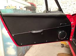 early porsche 911 parts what do you think of my take on early door panels pelican parts