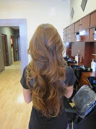 back of the hair long layers long layered hairstyles with bangs pinterest long layered hair