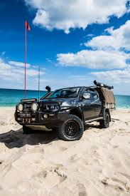 mitsubishi triton modified