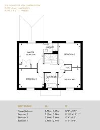 15 meadows type 2 floor plan charters gate wivelsfield