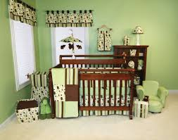 bedroom awesome unisex decorating ideas for kids astounding green