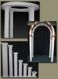 wedding arches and columns 15 best april wedding images on april wedding columns