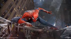 insomniac spider man will improve further before release looks