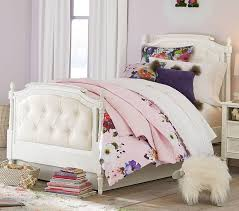 Kids Bedroom Furniture Calgary Blythe Tufted Bed Pottery Barn Kids