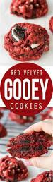 Halloween Red Velvet Cake by Red Velvet Oreo Gooey Butter Cake Cookies I Wash You Dry