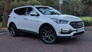 hyundai jeep 2017 hyundai santa fe active x 2017 review weekend test carsguide