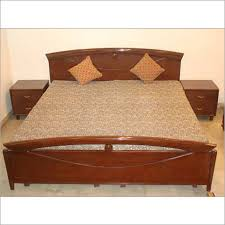 wooden bed in new delhi delhi india neelam furnishers