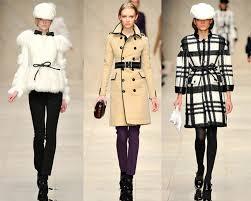 trend report winter fashions